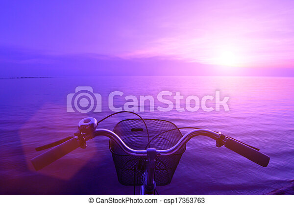 Bicycle - csp17353763