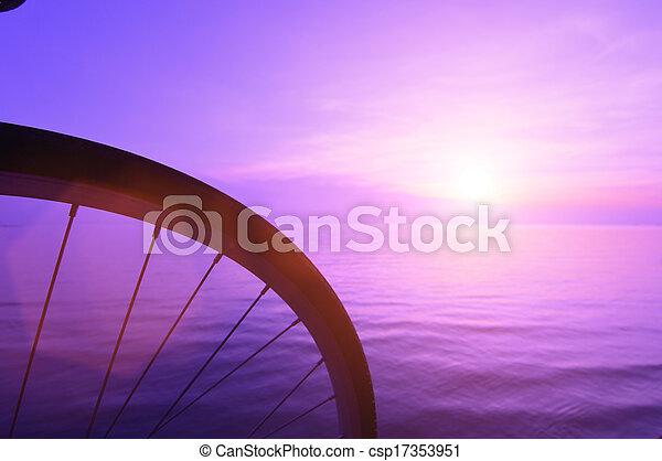 Bicycle - csp17353951
