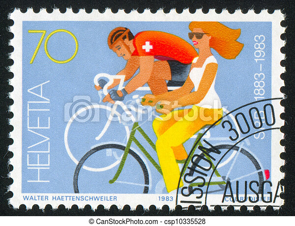 Bicycle - csp10335528