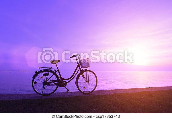 Bicycle - csp17353743
