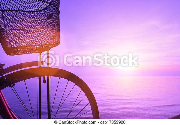 Bicycle - csp17353920