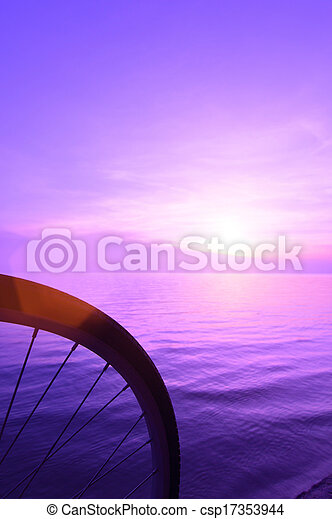 Bicycle - csp17353944