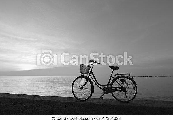 Bicycle - csp17354023