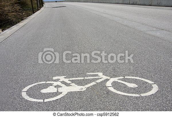 bicycle - csp5912562