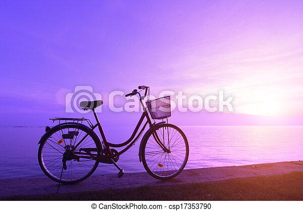 Bicycle - csp17353790