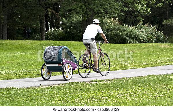 bicycle - csp3986429