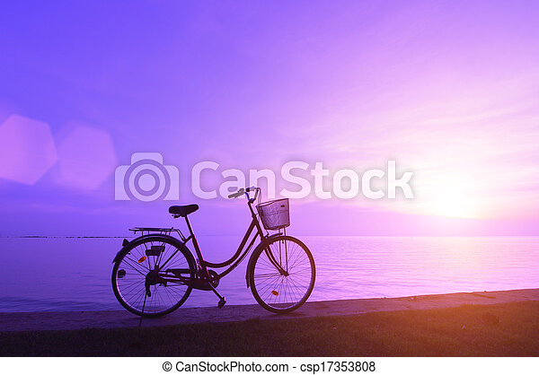 Bicycle - csp17353808