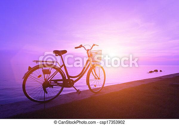 Bicycle - csp17353902