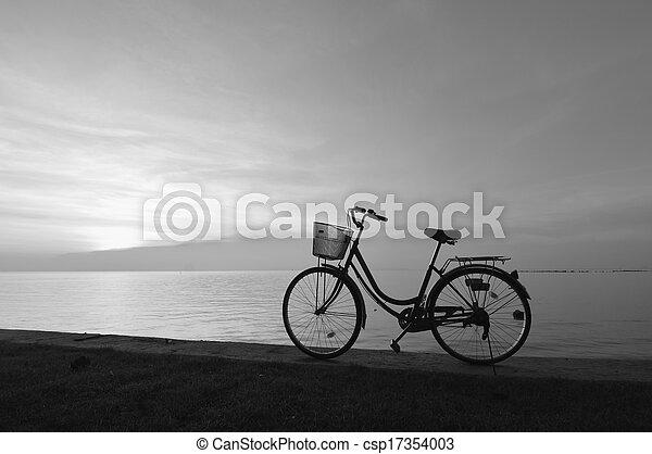 Bicycle - csp17354003