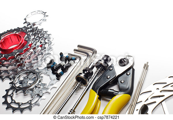 Bicycle tools and spares - csp7874221