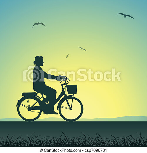 Bicycle - csp7096781