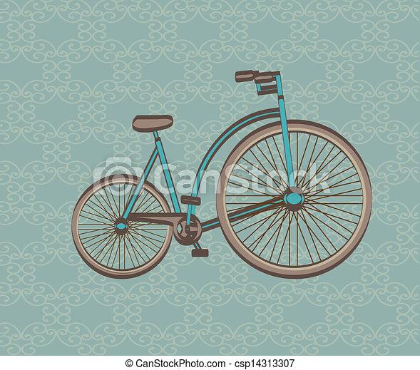 Bicycle - csp14313307