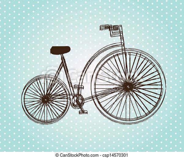 Bicycle - csp14570301