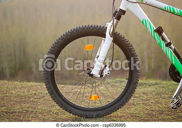 Bicycle wheel - csp6336995
