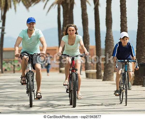 bicycles, para, syn - csp21943877