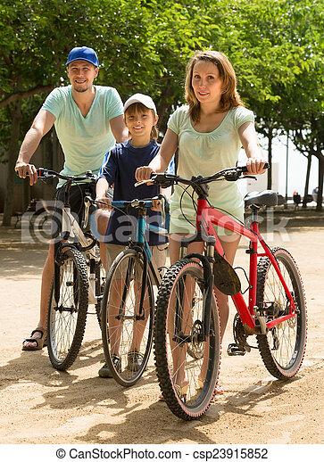 bicycles, para, syn - csp23915852