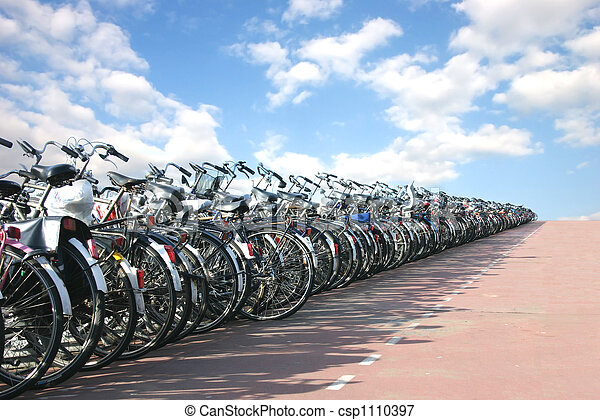 Bicycles - csp1110397