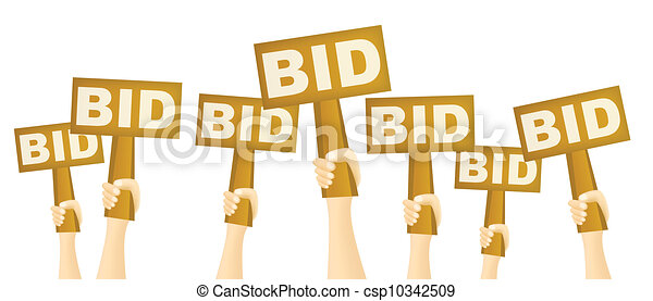 bidders - csp10342509