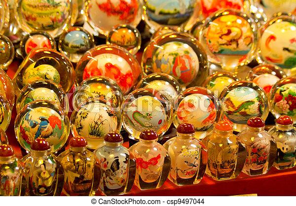 Mercadería china - csp9497044
