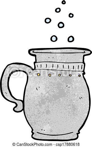 Bier Karikatur