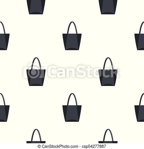 Big bag pattern seamless - csp54277887