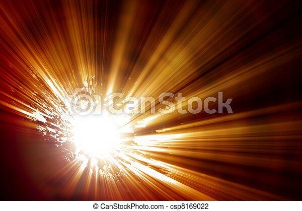 Big bang - csp8169022