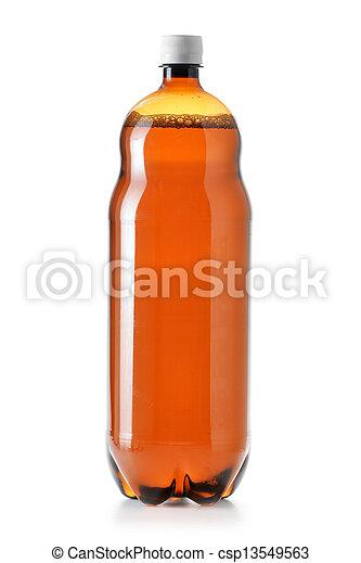 Big beer bottle - csp13549563
