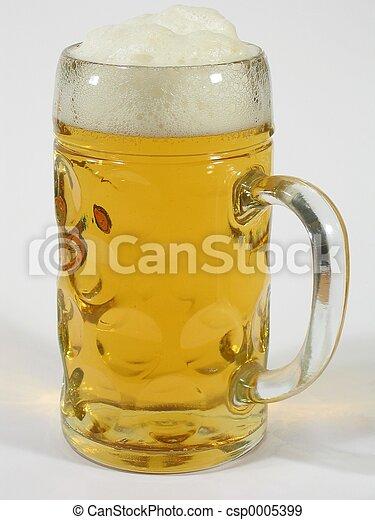 Big Beer Glass - csp0005399
