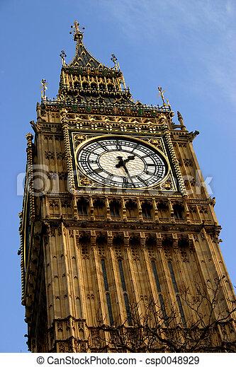 Big Ben II - csp0048929