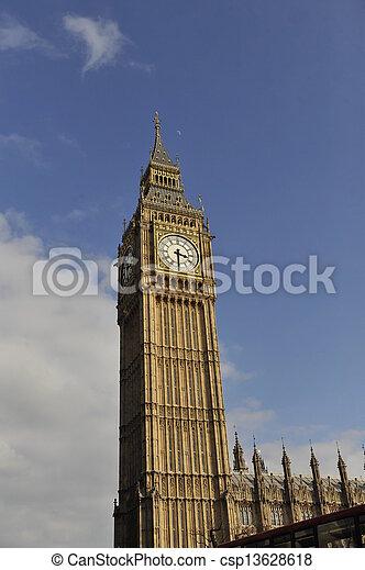 Big Ben, London - csp13628618