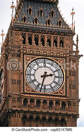 Big Ben, London - csp63147986