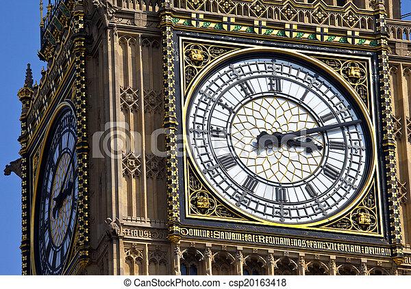 Big Ben en Londres - csp20163418
