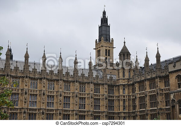 Big Ben en Londres - csp7294301