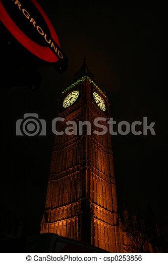 Big Ben - csp0253856