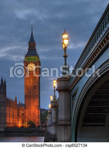 Big Ben - csp6527134