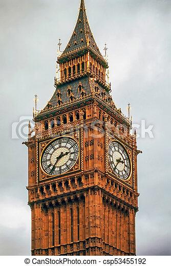 Big Ben - csp53455192
