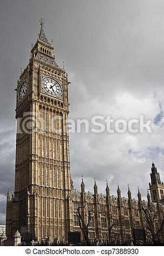 Big Ben - csp7388930