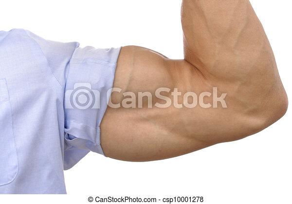 Big biceps - csp10001278