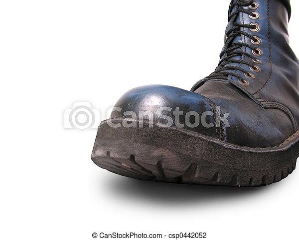 big black boot - csp0442052