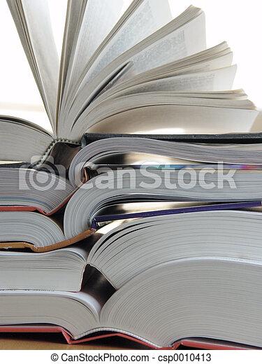 Big books - csp0010413