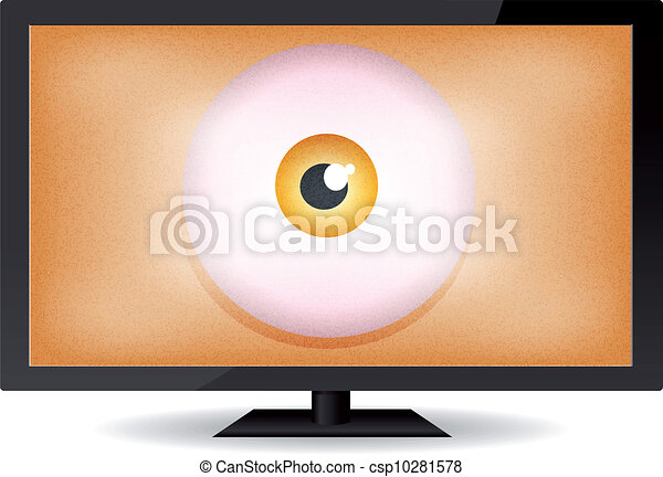 Big Brother Eye - csp10281578