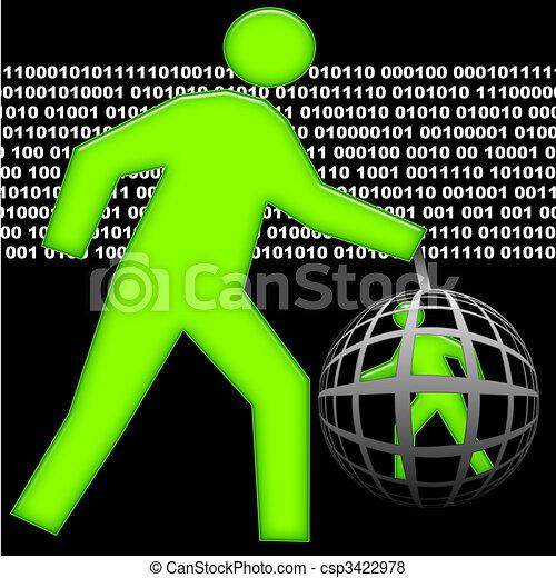 Big Brother Total Control - csp3422978