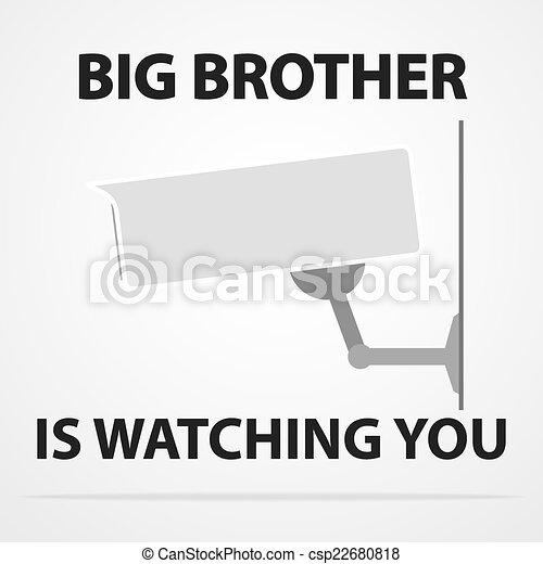 Big brother - csp22680818