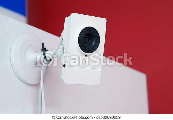 Big brother watches you - csp32090259