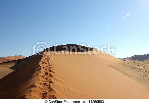 Big Daddy Dune Sossusvlei Namibia