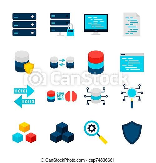 Big Data Objects - csp74836661