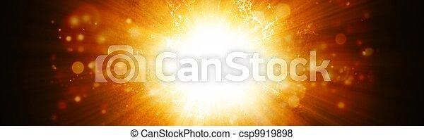 Big explosion - csp9919898
