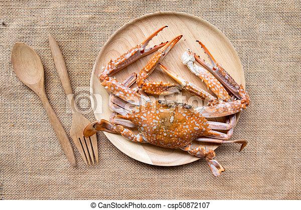 Big grillde crab - csp50872107