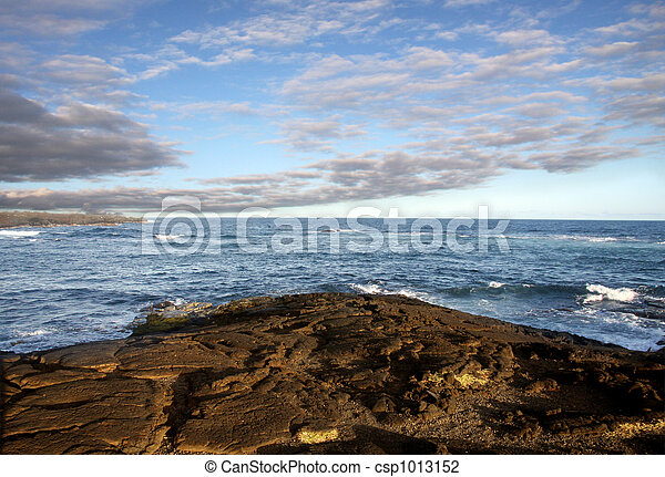 Big Island, Hawaii - csp1013152