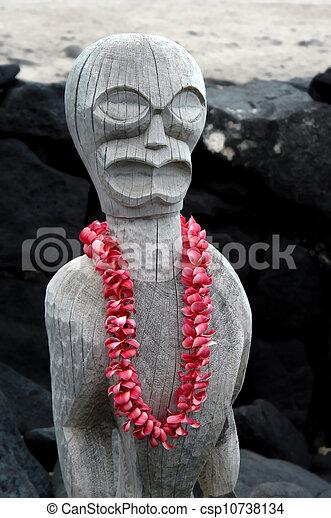 Big Island Tiki - csp10738134